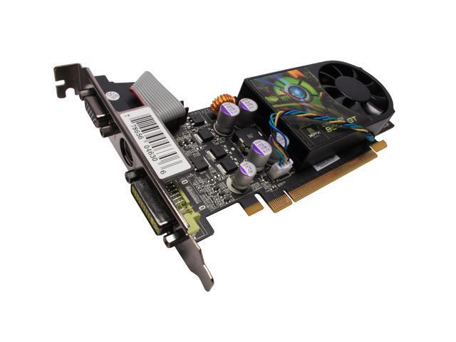 XFX GeForce 9500 GT DirectX 10 PVT95GZAFG Video Card