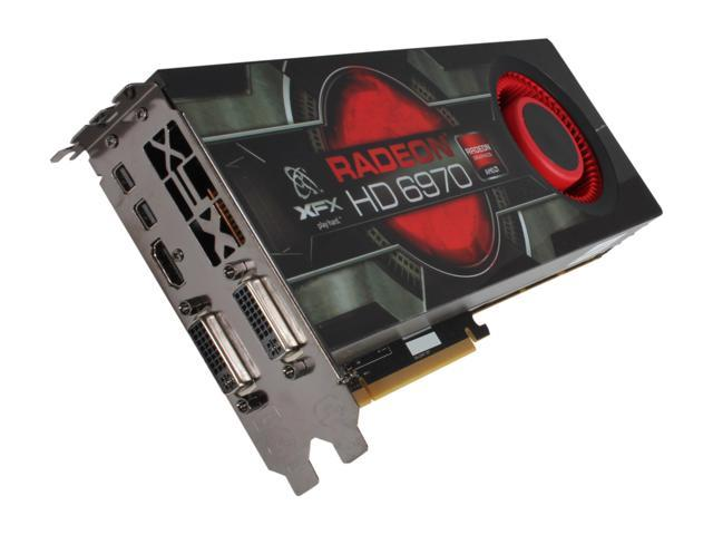 XFX HD 6970 2 GB DDR5 GTA V PUBG