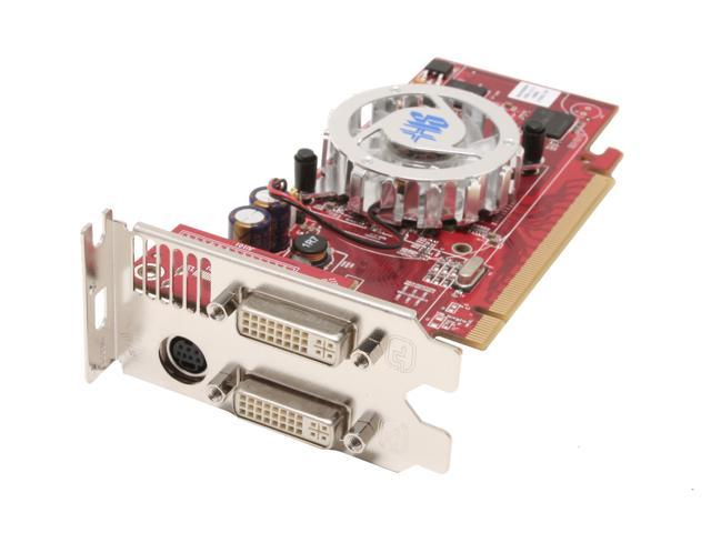 HIS Radeon X1550 DirectX 9 H155HMF128EDDLN-R Video Card