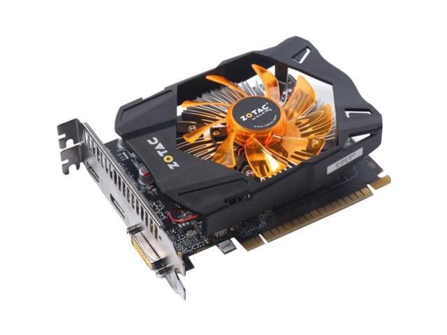 ZOTAC GeForce GTX 750 Ti DirectX 11 ZT-70605-10M 2GB 128-Bit GDDR5 PCI Express 3.0 HDCP Ready Plug-in Card Video Card