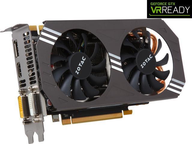 ZOTAC GeForce GTX 970 4GB