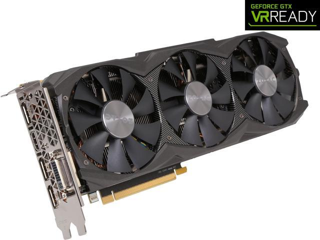 ZOTAC GeForce GTX 970 4GB AMP! Extreme Core Edition