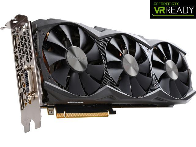 ZOTAC GeForce GTX 980 Ti 6GB AMP!