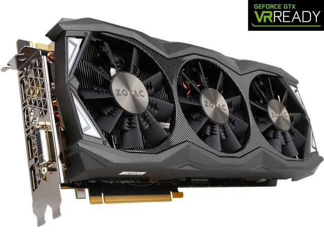 ZOTAC GeForce GTX 980 Ti 6GB AMP! Extreme