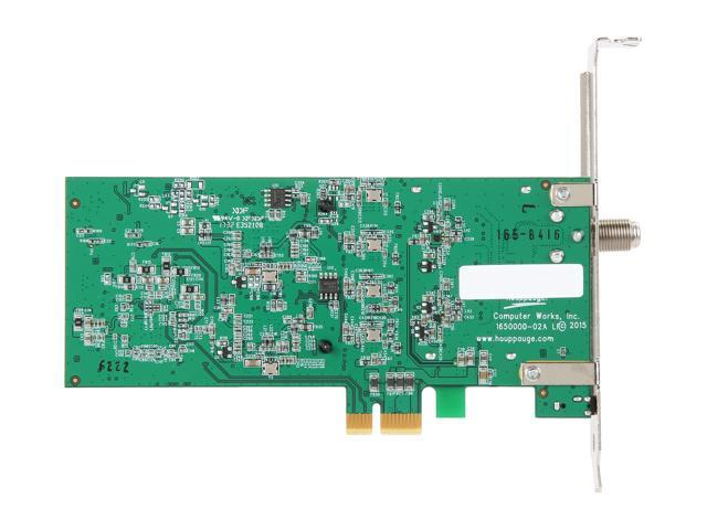 NeweggBusiness - Hauppauge WinTV-quadHD (1609) Four Tuner