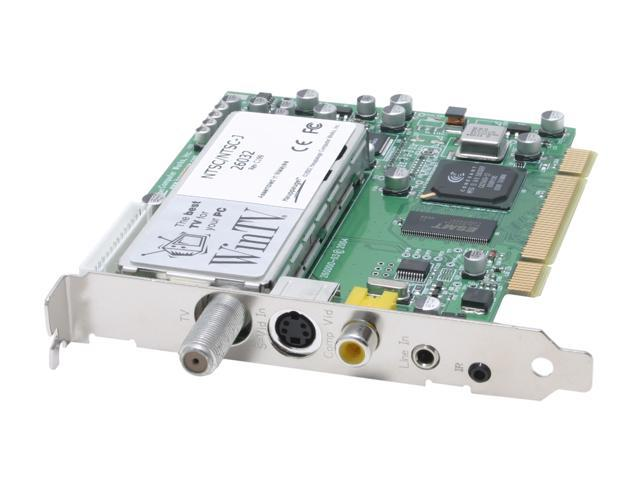 Hauppauge Tuner Card 1045 PCI Interface
