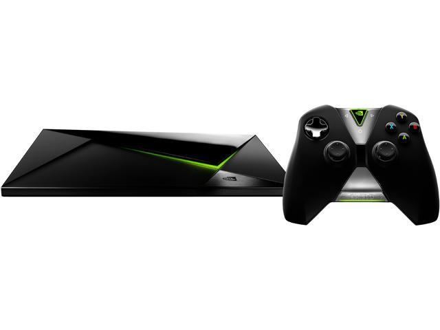 NVIDIA® SHIELD™ Pro - 4K Streaming. Advanced Gaming. Android TV.