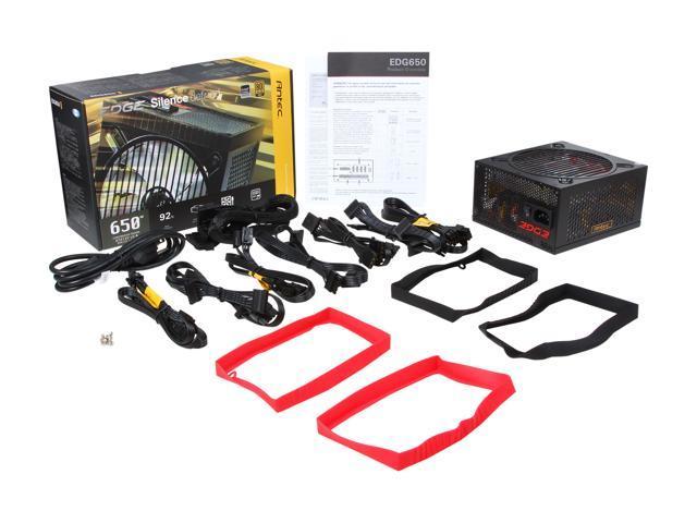 NeweggBusiness - Antec EDGE Series EDG 650 650W ATX12V