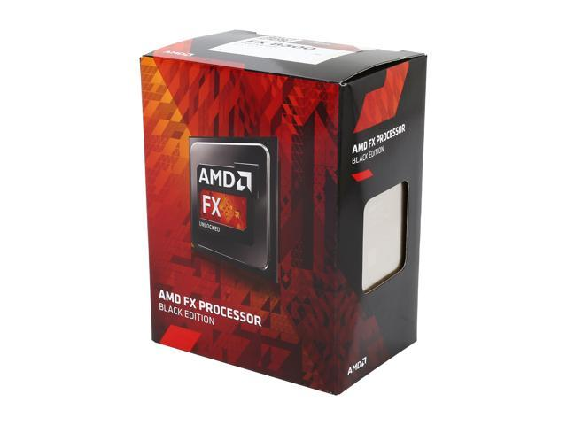 AMD FX 8300: overview of the processor family