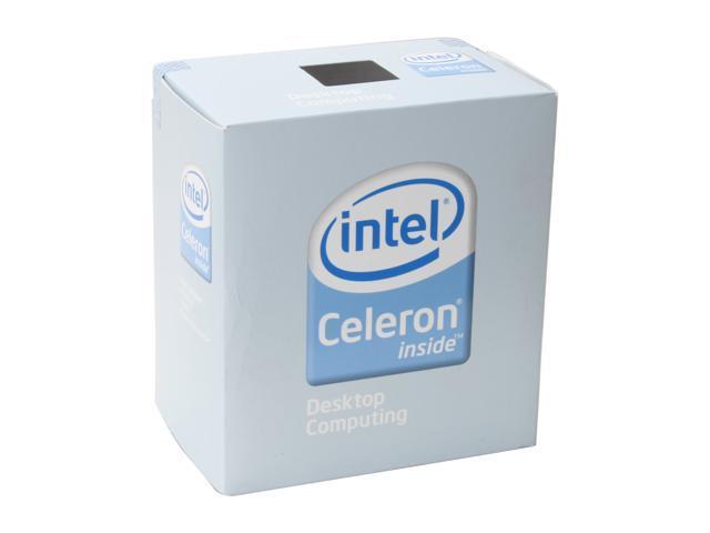 celeron 420_Intel Celeron 420 Conroe-L Single-Core 1.6 GHz LGA 775 35W BX80557420 Processor ...