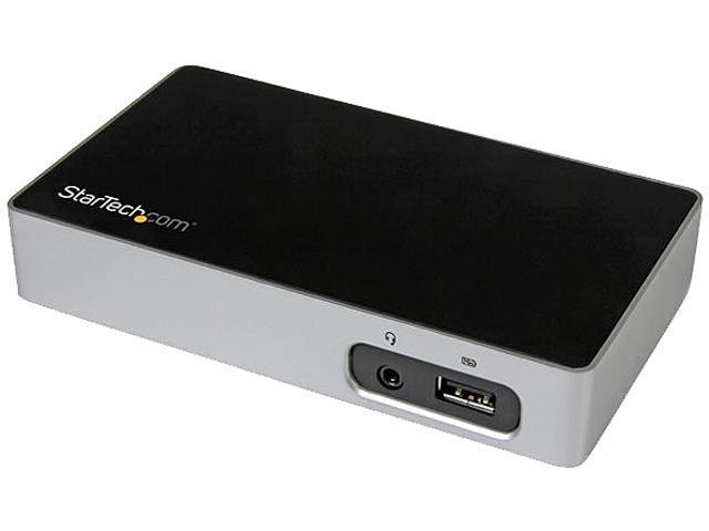 Startech USB3VDOCKD DVI Docking Station for Laptops – USB 3.0