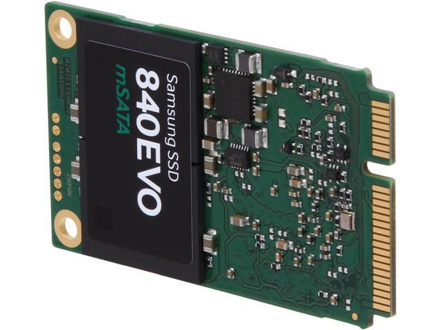 SAMSUNG 840 EVO mSATA 500GB SATA III TLC Internal Solid State Drive (SSD) MZ-MTE500BW