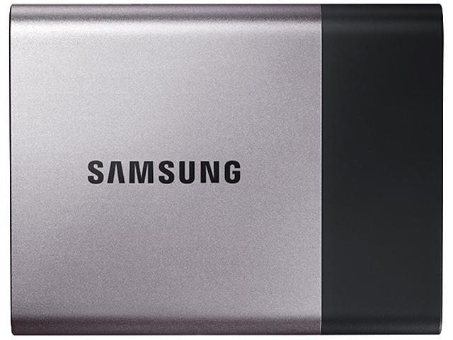 SAMSUNG T3 Portable 500GB USB 3.1 External Solid State Drive