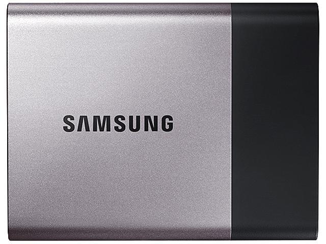 SAMSUNG T3 Portable 1TB USB 3.1 External Solid State Drive
