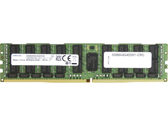 Neweggbusiness Samsung 32gb 288 Pin Ddr4 Sdram Load Reduced Ddr4