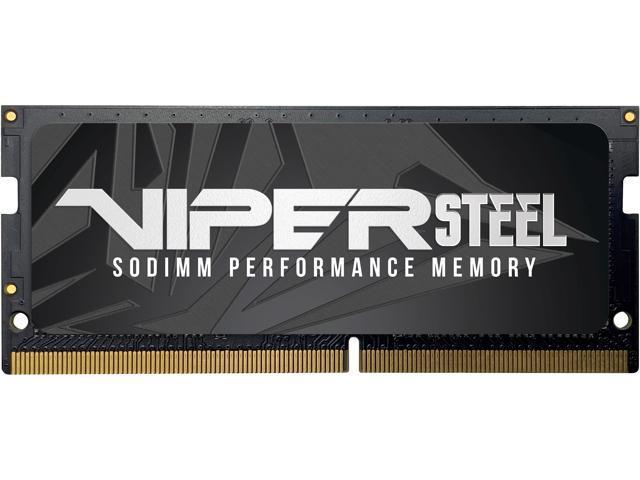 NeweggBusiness - Patriot Viper Steel 8GB 260-Pin DDR4 SO