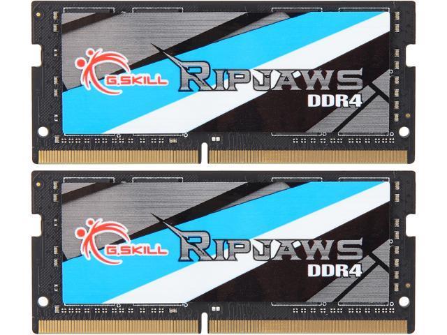 NeweggBusiness - G SKILL Ripjaws Series 260-Pin DDR4 SO-DIMM