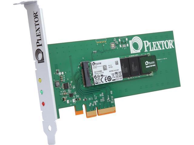 Plextor M6e PCI-E 256GB PCI-Express 2.0 x2 Internal Solid State Drive (SSD) PX-AG256M6e