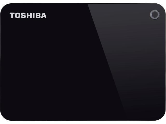 NeweggBusiness - Toshiba Canvio Advance 2TB Portable External Hard