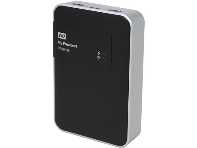 WD My Passport Wireless 2TB USB 3.0 / WIFI 2.5