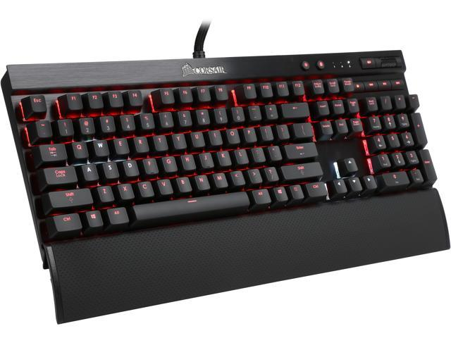 Corsair Gaming K70 RGB Mechanical Gaming Keyboard - Cherry MX Brown