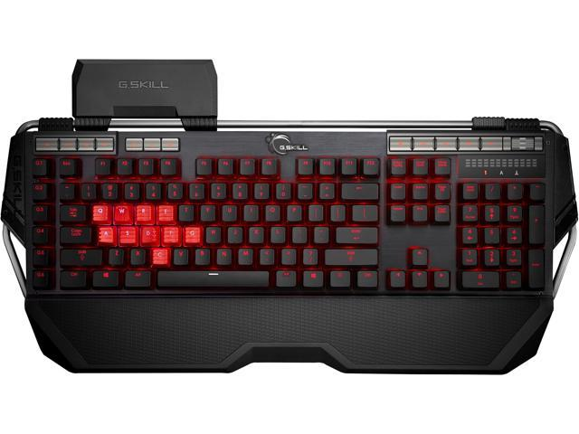 G.SKILL RIPJAWS KM780 MX Mechanical Gaming Keyboard - Cherry MX Red Switches