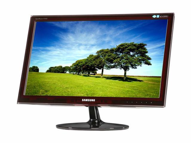 "SAMSUNG P2450H Rose Black 24"" 2ms(GTG) Widescreen LCD Monitor"