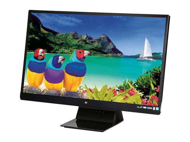 ViewSonic VX2770SMH-LED Black 27