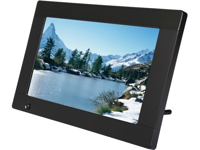 IAdea XDS-1062 10-inch All-in-One Multi-touch POE Signboard w/ Customizable Bezel and Motion Sensor