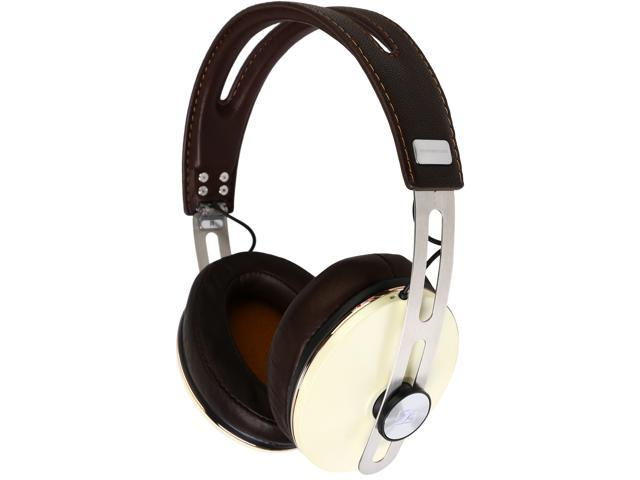 Sennheiser Momentum Around-Ear Headphone (M2) - iOS Devices - Ivory