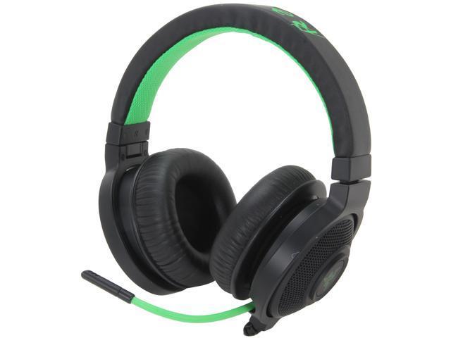 Razer Kraken Pro Over Ear PC Gaming and Music Headset- Black
