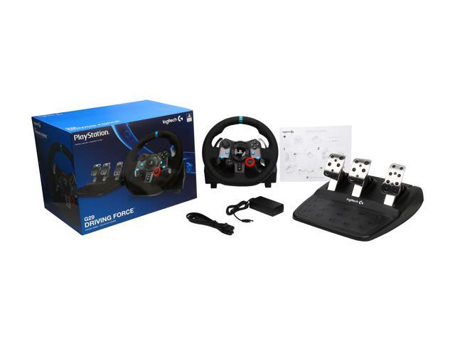 NeweggBusiness - Logitech G29 Driving Force Racing Wheel for PS4