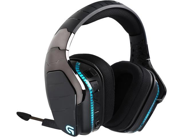 Logitech G633 Artemis Spectrum USB Connector Circumaural RGB 7.1 Surround Sound Gaming Headset