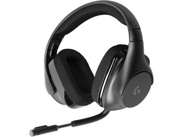 Logitech G533 Wireless Dts 7 1 Surround Sound Gaming