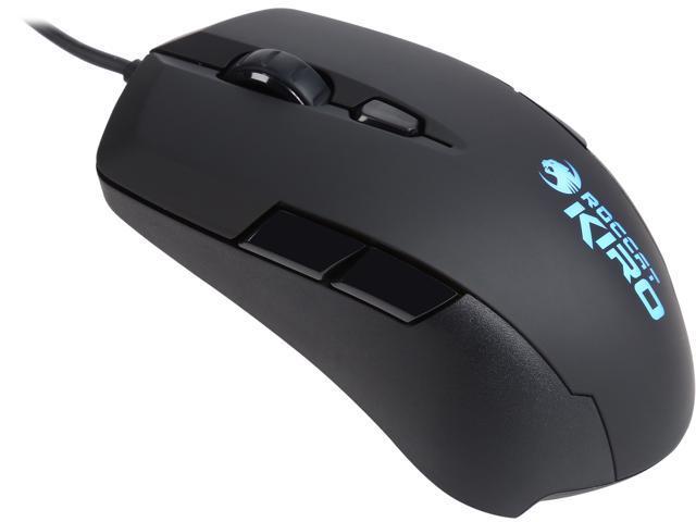 Roccat KIRO - Modular Ambidextrous Gaming Mouse