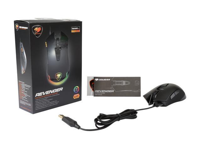 27d7f33d2f9 NeweggBusiness - COUGAR Revenger 12000 DPI High Performance RGB Pro ...