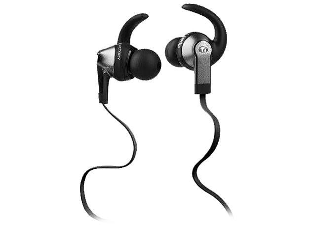 Monster iSport Victory In-Ear Headphone-Black