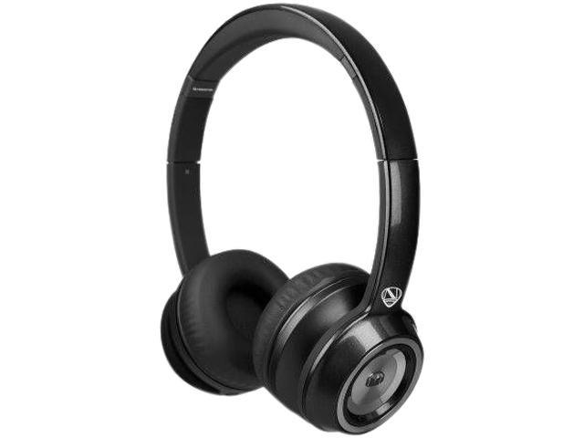 Monster N-Tune On-Ear Headphones- Solid Black