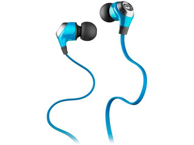 Monster N-Lite In-Ear Headphones-Blue