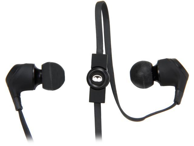 Monster N-Lite In-Ear Headphones-Black