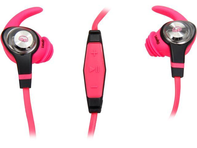 Monster iSport Intensity In-Ear-Pink
