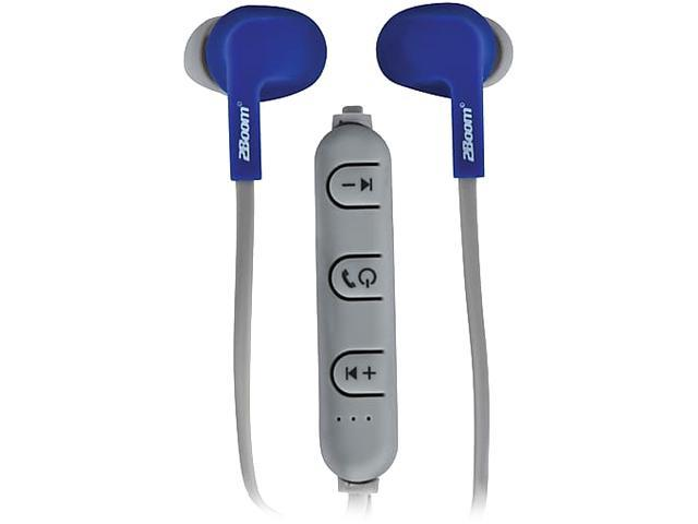 NeweggBusiness - 2Boom Blue EPBT540B Sol Bluetooth Earbuds With