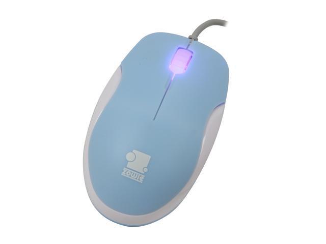 NeweggBusiness - ZOWIE GEAR MiCO Blue 3 Buttons 1 x Wheel USB Wired ...