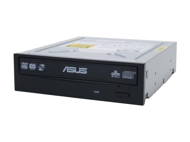 ASUS 20X DVD±R DVD Burner with LightScribe Black SATA Model DRW-2014L1T LightScribe Support