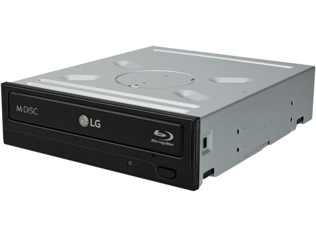 LG Electronics 14x SATA Blu-ray Internal Rewriter without Software___ Black Model WH14NS40 - OEM