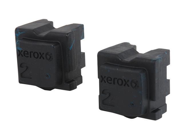 XEROX 108R00926 Solid Ink Stick (2 Sticks) Cyan for ColorQube 8570