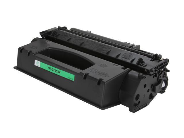 Rosewill RTCG-Q7553X High Yield Black Toner Replaces HP 53X Q7553X 53A Q7553A