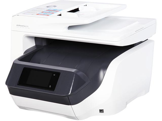 Hp Officejet Pro 8720 Wh M9l75a B1h Duplex 4800 X 1200
