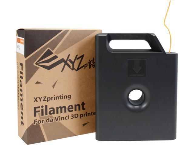 XYZprinting RF10XXUS08B Tangerine 1.75mm ABS plastic Filament