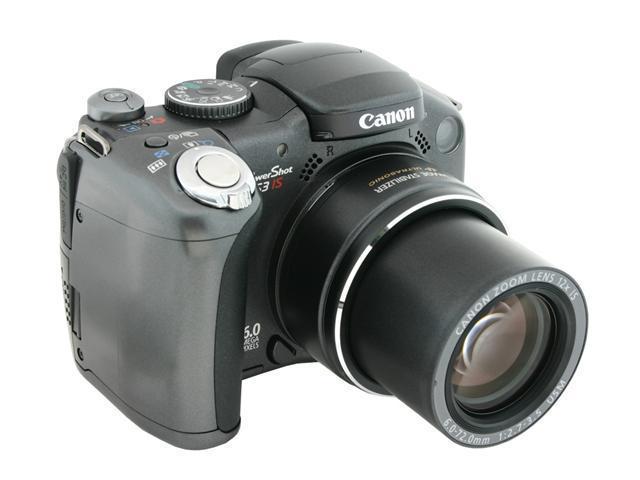 Canon Powershot S3 Is Manual border=
